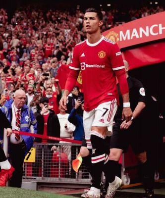 Cristiano Ronaldo Hendak Didatangkan Gubernur Banten Jajal Rumput Stadion Internasional Banten
