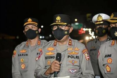 Hari Ini, Polisi Berlakukan Titik Tambah Penyekatan Jawa-Lampung-Bali